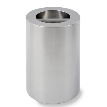 Troemner 30 kg Stainless Steel Cylindrical Weight, NIST Class F