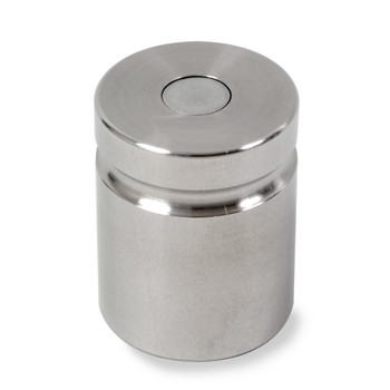 Troemner 500 g Stainless Steel Cylindrical Weight, NVLAP Accredited Certificate, NIST Class F