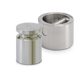 Rice Lake 100 g Stainless Steel Cylindrical Weight, ASTM Class 1 (12947)