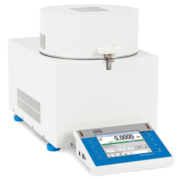Radwag PMV 50 Moisture Analyzer, 50 g x 0.1 mg / 0.05%, Microwave Radiation Emitter