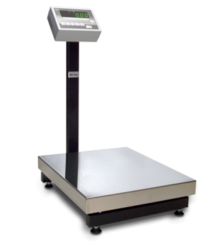 Torbal BA150E Bench Scale, 300 lbs x 0.1 lb