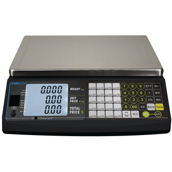 adam equipment ntep retail scale rav 6da
