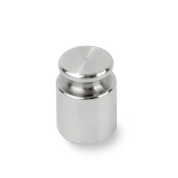 Troemner 50 g Stainless Steel Cylindrical Screw Knob Weight