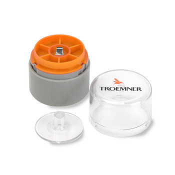Troemner 200 mg Stainless Steel Flat Weight