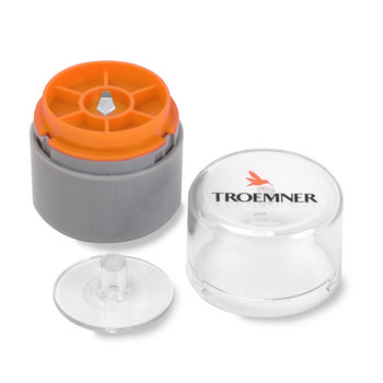 Troemner 5 mg Stainless Steel Flat Weight