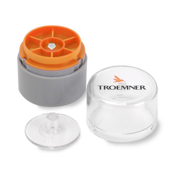 Troemner 50 mg Stainless Steel Flat Weight
