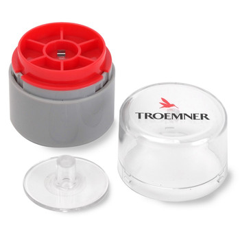 Troemner 30 mg Stainless Steel Flat Weight, NVLAP Accredited Certificate, UltraClass