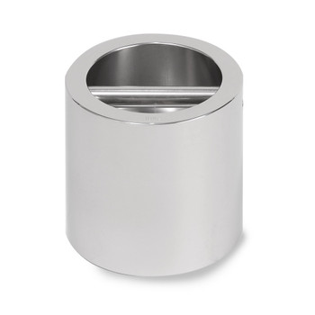 Troemner 10 kg Stainless Steel Cylindrical Weight, NVLAP Accredited Certificate, UltraClass