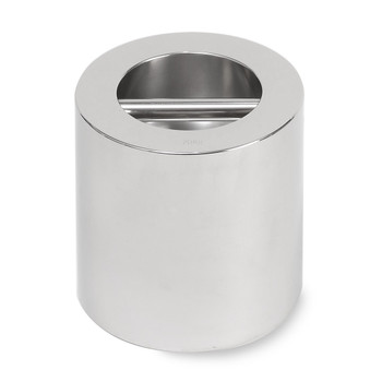 Troemner 20 kg Stainless Steel Cylindrical Weight, NVLAP Accredited Certificate, UltraClass