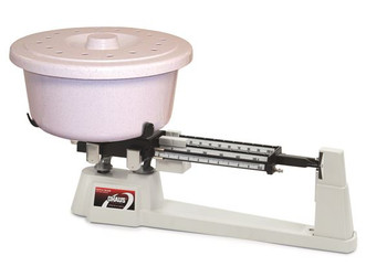 OHAUS 730-00 Triple Beam Balance with Animal Container