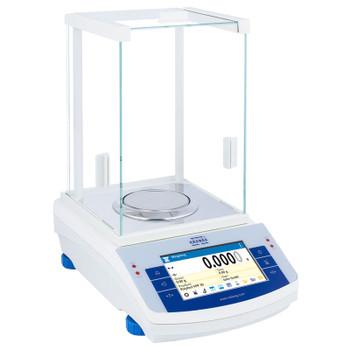 Radwag AS 220.X2 Analytical Balance, Internal Calibration, NTEP