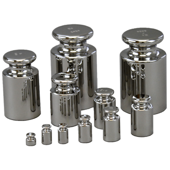 Adam Equipment 1 - 500 g Calibration Weight Set, ASTM Class 4