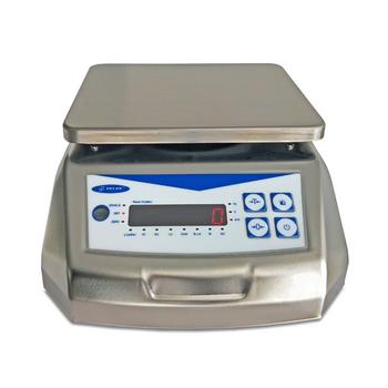 VELAB VE-15K5 Portable Washdown Bench Scale