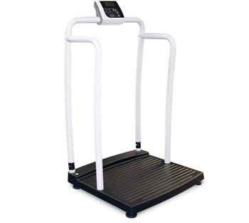 bariatric handrail scale bluetooth