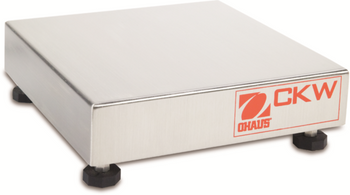 OHAUS CKW15L Checkweighing Scale Base, 30 lb x 0.005 lb, NTEP