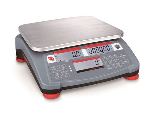 OHAUS Range Count 3000 RC31P30 Side View