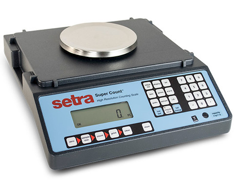 setra SC-11 counting scale