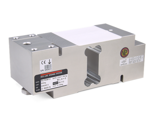 Rice Lake RLPWM12-50kg Single Point Load Cell