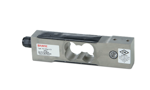 Flintec PC1-15kg-C3 15 kg Stainless Steel Single Point Load Cell, NTEP, OIML