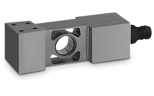 Flintec PC6-20kg-C3 20 kg Stainless Steel Single Point Load Cell, NTEP, OIML