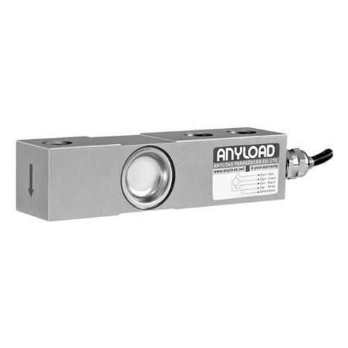 Anyload 563YH-1Klb 1000 lb Single Ended Beam Load Cell, NTEP