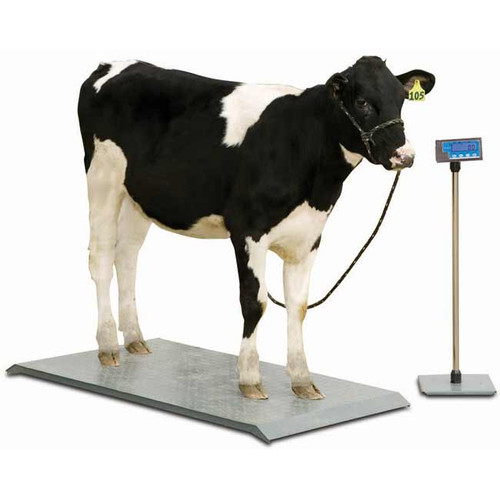Brecknell PS-1000 Weighing Calf (with optional stand, not included)