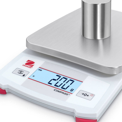 OHAUS Compass CX1201 with Calibration Weight