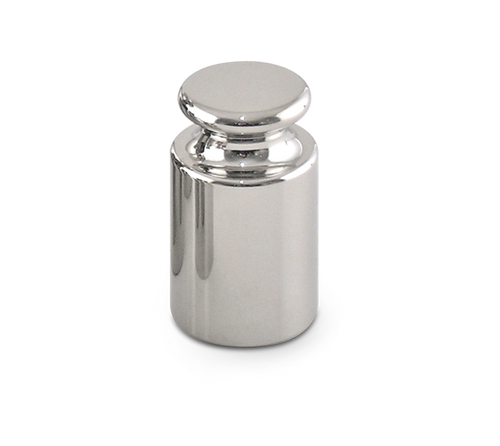 Rice Lake 1 kg Stainless Steel Cylindrical Weight, ASTM Class 4