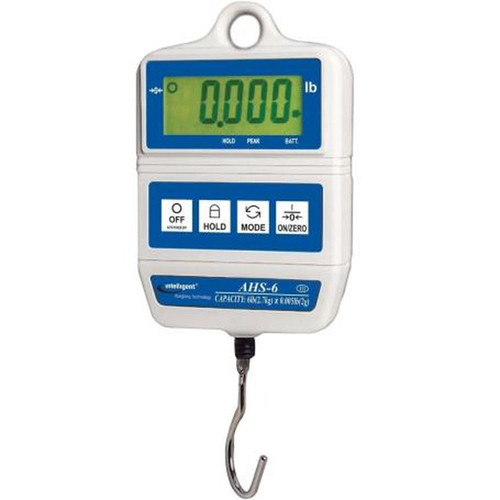 Intelligent Weighing AHS-15 Hanging Scale, NTEP, Class III
