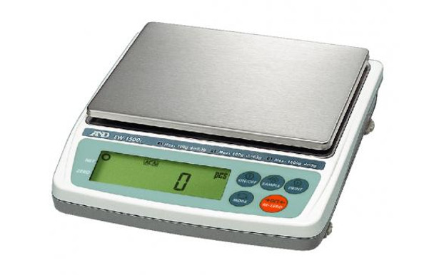 A&D Weighing EW-1500i