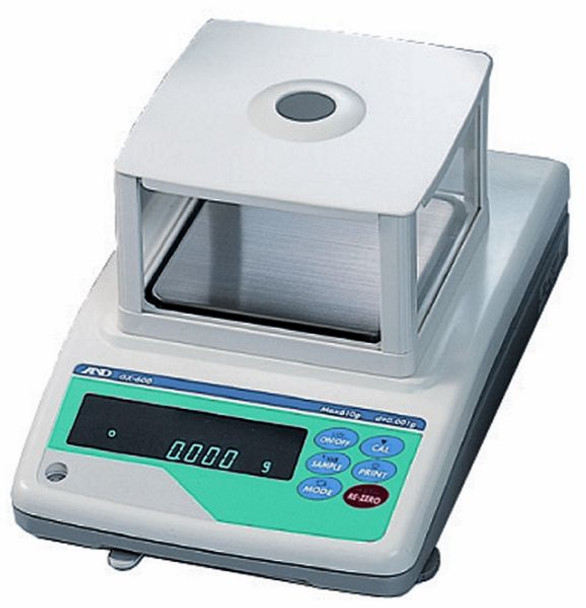 A&D Weighing GF-800 (with shield)