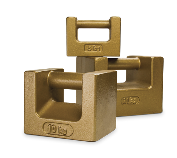 Rice Lake Calibration Weights from Scales Outlet!