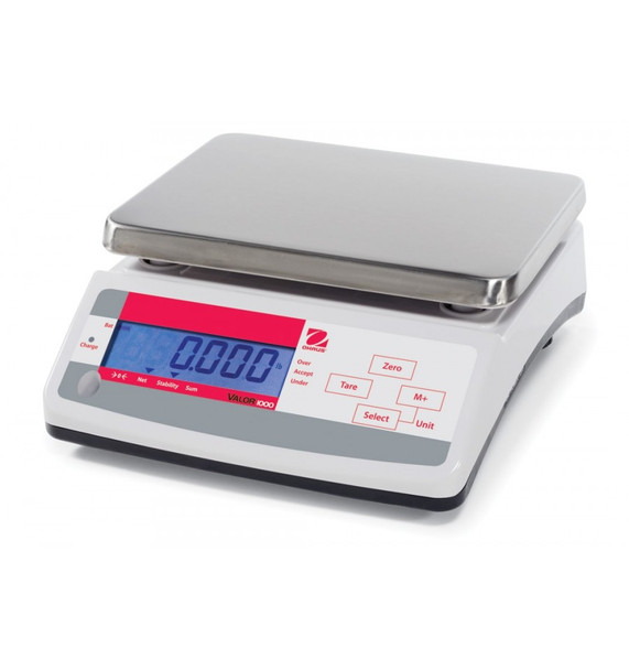 OHAUS Valor Bench Scale Side View