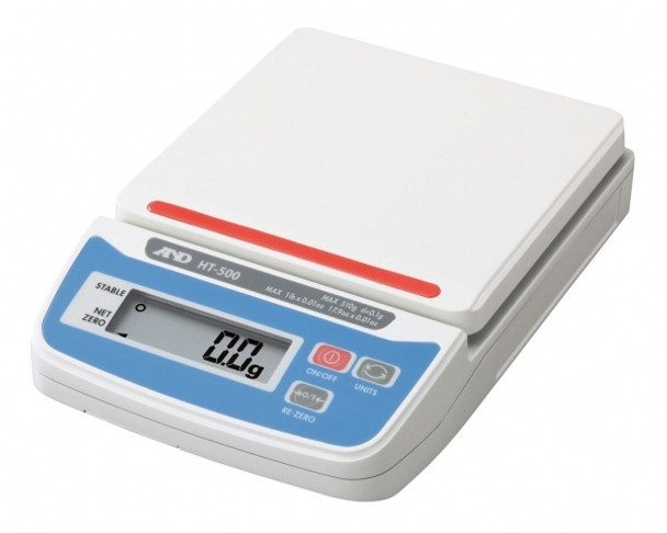 and weighing ht-500