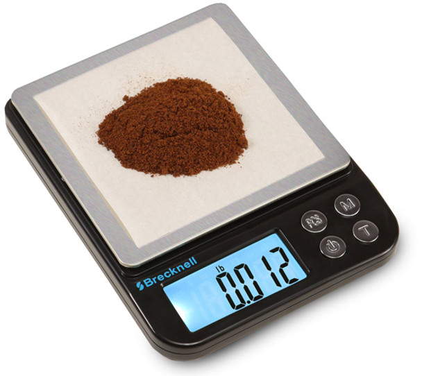 Brecknell EPB-500g Digital Pocket Scale - 500 g x 0.01 g (EPB-500g)