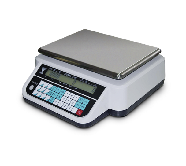 Digi DC-782 Counting Scale 60 x 0.01 lb