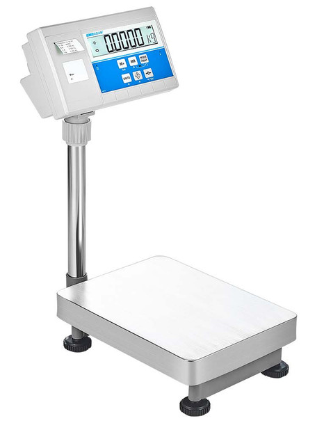 Adam Equipment BKT 16a Bench Scale with Integrated Printer, 16 lb x 0.0002 lb