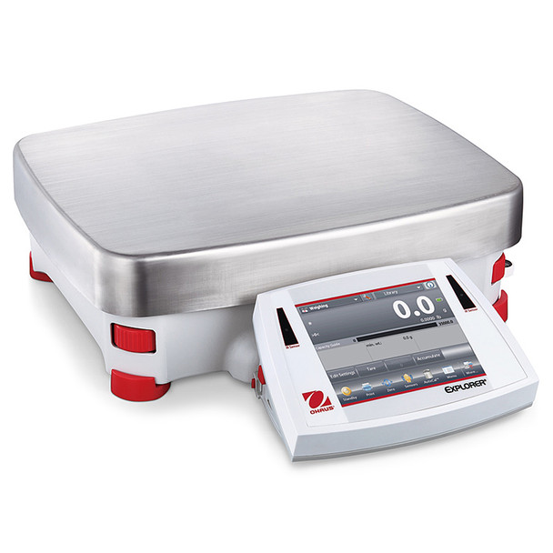 ohaus ex12001 high capacity precision balance