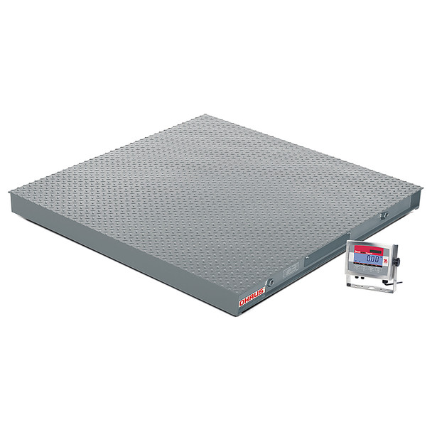 ohaus VX32XW10000L floor scale package
