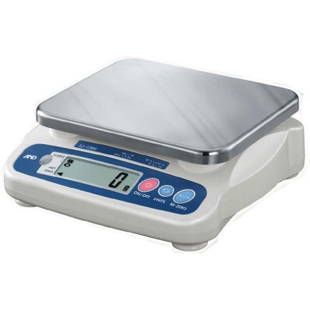 A&D Weighing SJ-2000HS Scale