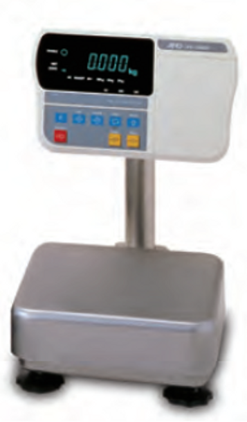 HW-10KGV Compact Bench Scale