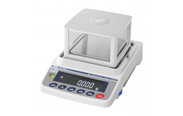A&D Weighing GX-603A Precision Balance, Internal Calibration