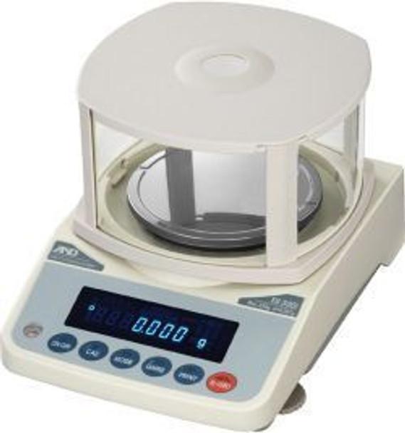 A&D Weighing FX-200iGD, NTEP & MC, Class II