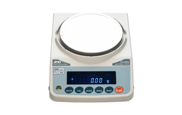 A&D Weighing FX-1200iGD, NTEP & MC, Class II