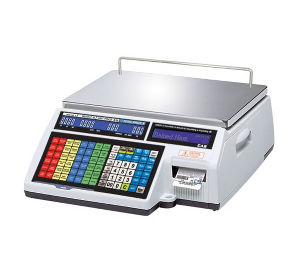 Shop CAS Label Printing Scales from Scales Outlet!