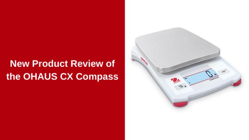 OHAUS CX Compass Product Spotlight