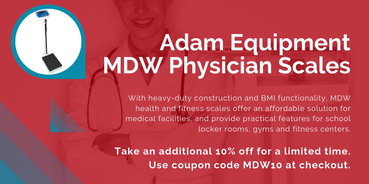 MDW Mechanical Physician Scales on Sale - Use promo code MDW10