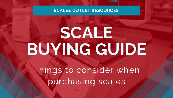Things to consider when purchasing a new scale.