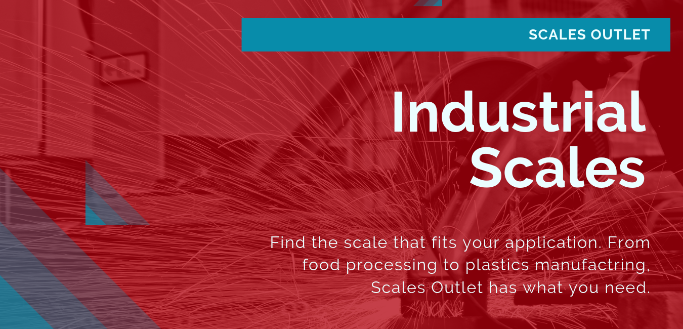 Industrial Scales for all industries at Scales Outlet