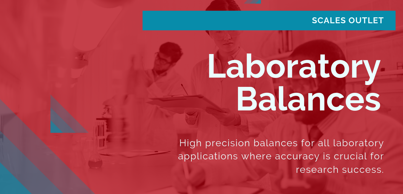 Find a wide range of laboratory balances from Scales Outlet